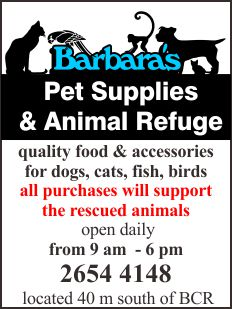 Barbara's Animal Rescue & Pet Shop