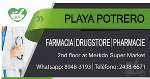 playa potrero pharmacy